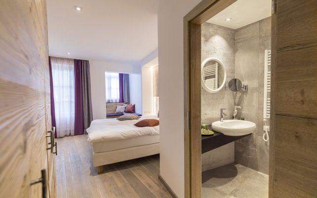 """Biohotel Flachauerhof: Doppelzimmer mit Balkon """"neu renoviert"""""""