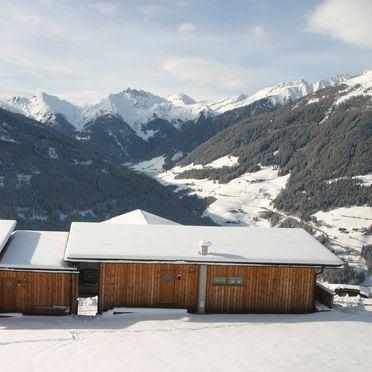 Schauinstal Hütte 1, Winter
