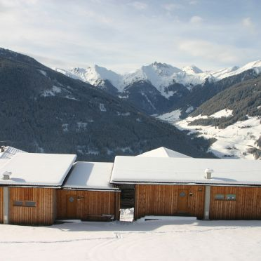 Schauinstal Hütte 2, winter
