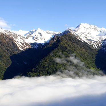 Panorama, Schauinstal Hütte 2 in Luttach, Südtirol, Trentino-Südtirol, Italien
