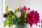 Blumenstrauß lt. eigener Wertangabe (unverbindlich)