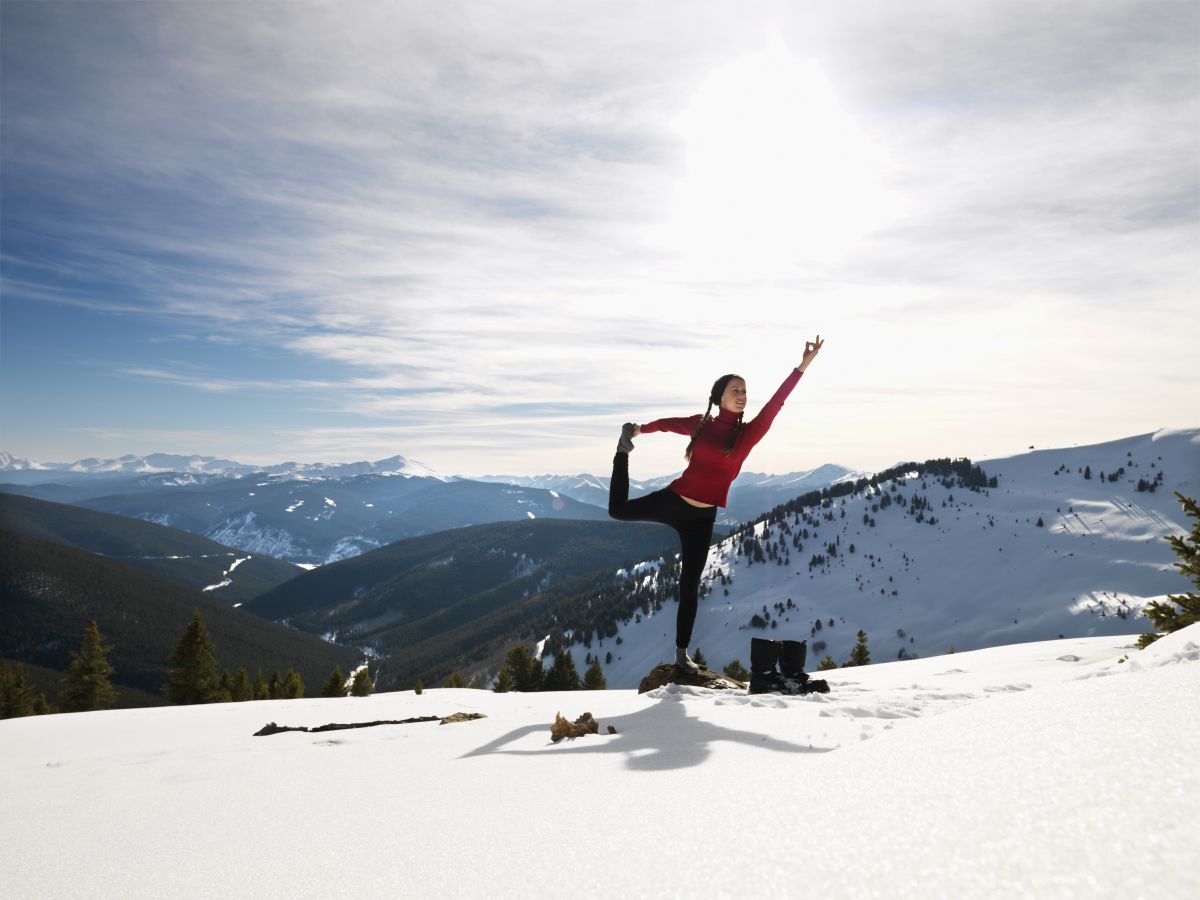 YOGA & SCHNEE 5-Tages Special  | im Januar