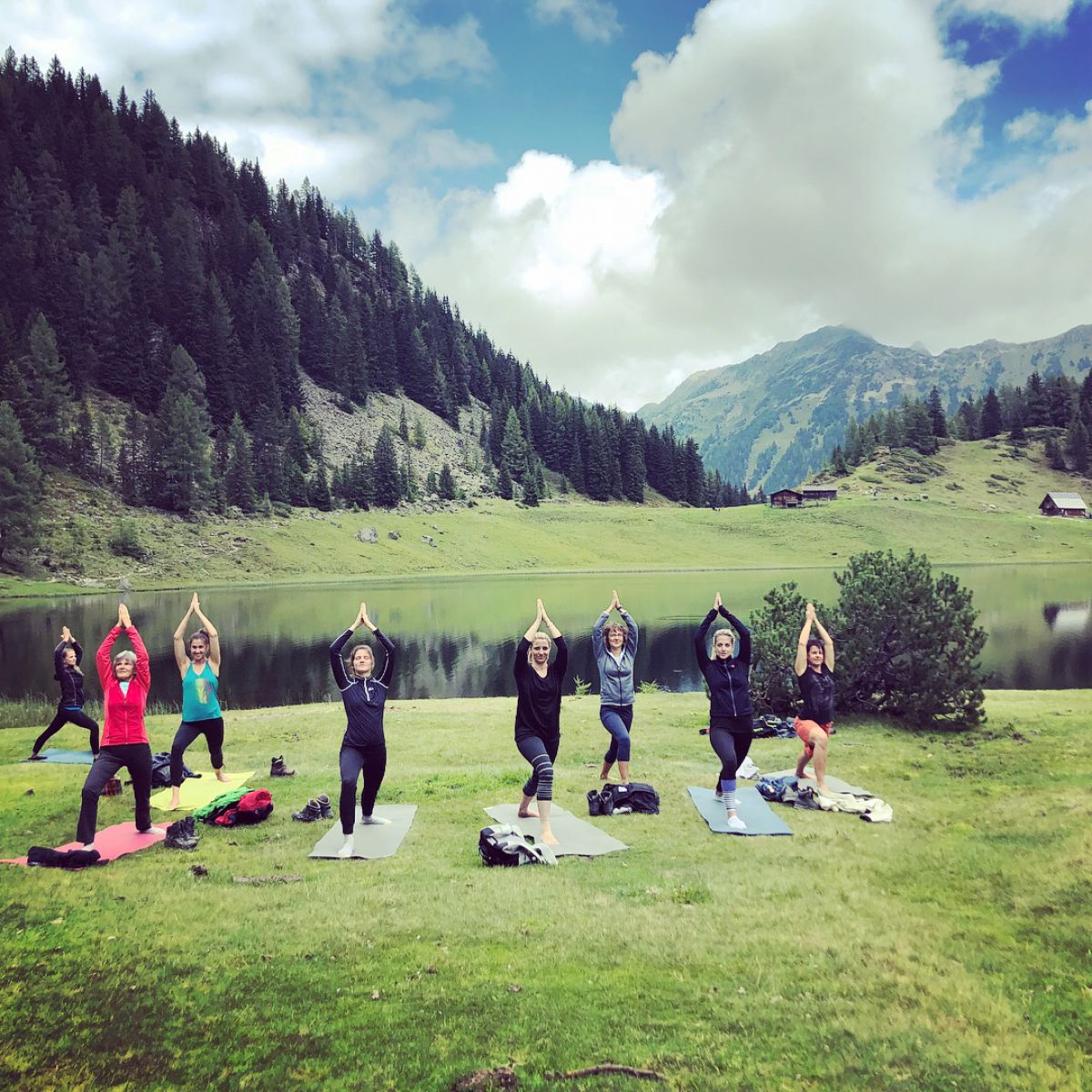 YOGA am Berg 5-TAGES SPECIAL