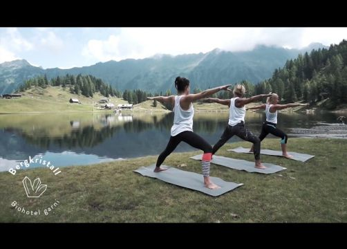 Bio- & Yogahotel Bergkristall, Schladming, Stiria, Austria (21/21)
