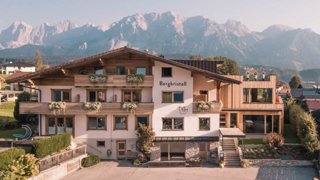 Bio- & Yogahotel Bergkristall