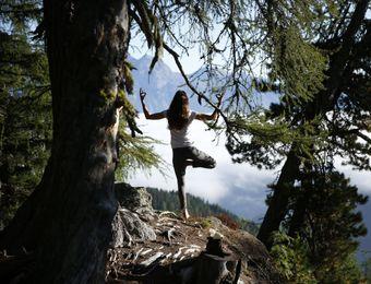 Top Angebot: OM am Berg Wochenspecial - Bio- & Yogahotel Bergkristall
