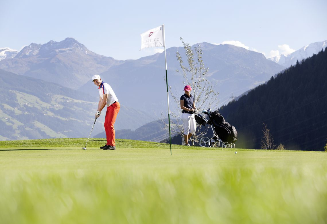Golf-alpin-days