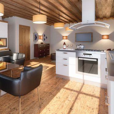 Almdorf Auszeit Fageralm Premium Plus, Symbolfoto Küche