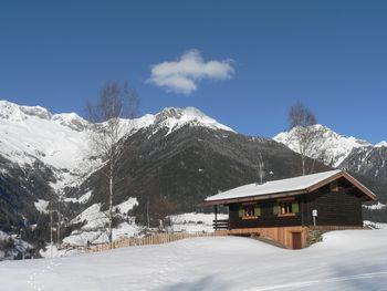 Berghütte Ahrntal - Trentino-Südtirol - Italien