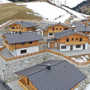Winter, Almdorf Auszeit Fagerlam, Forstau, Salzburg, Salzburg, Österreich
