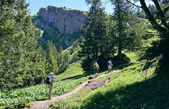 Biohotel Schratt: Naturpark Nagelfluhkette - Berghüs Schratt, Oberstaufen-Steibis, Allgäu, Bayern, Deutschland