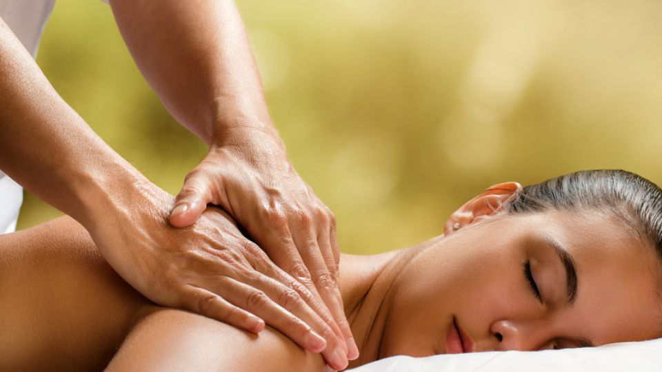 MASSAGE DU DOS - 25 Min.
