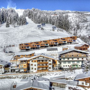 Winter, Bachgut Luxus Suite A in Saalbach-Hinterglemm, Salzburg, Salzburg, Österreich