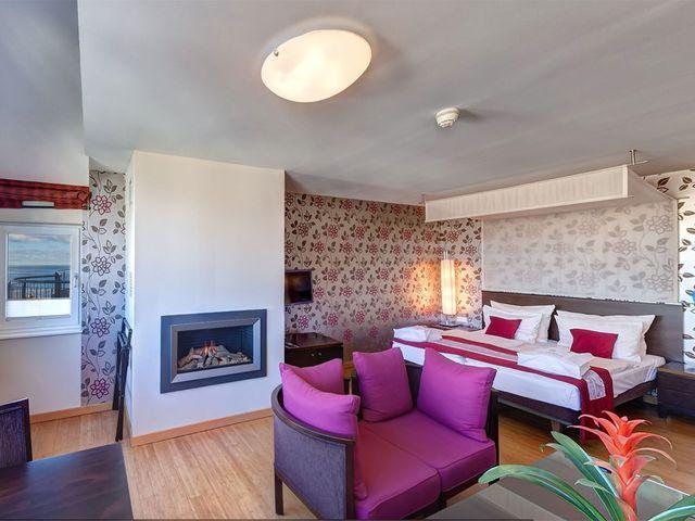 1-Zimmer-Appartement Inselseite Typ 10