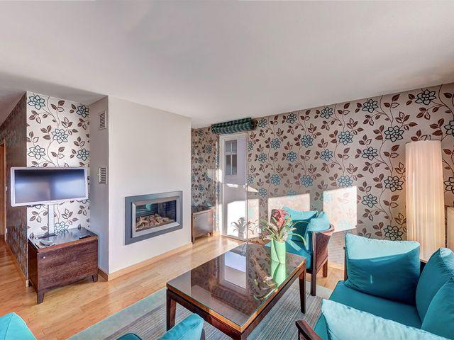 2-Zimmer-Appartement Inselseite Typ 2