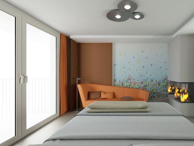 Doppelzimmer Seeseite Typ 8a