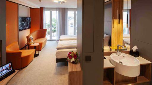 Komfortdoppelzimmer Typ 8a