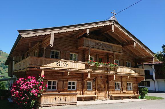 Summer, Bauernhaus Brixen, Brixen i. Thale, Tirol, Tyrol, Austria