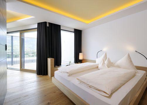 Panorama Suite Merano view (1/3) - Bio- und Wellnesshotel Pazeider