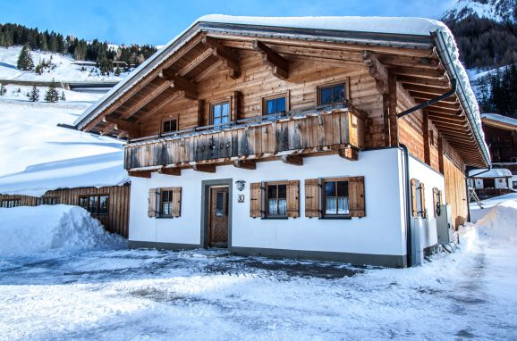 Winter, Riepleralm, Matrei in Osttirol, Tirol, Tirol, Österreich