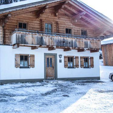 Winter, Riepleralm in Matrei, Tirol, Tirol, Österreich