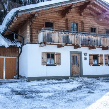 Winter, Riepleralm in Matrei, Tirol, Tyrol, Austria