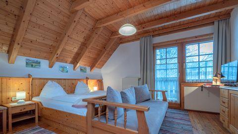 Doppelzimmer mit Balkon | Haupthaus