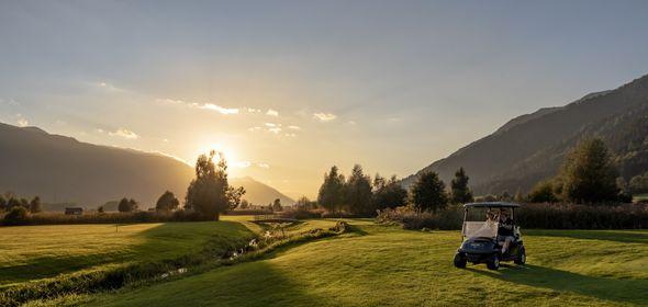 Golfsafari - Österreich & Italien