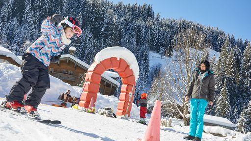Ideal für Skifahrer, die ein größeres Skigebiet bevorzugen und die Abwechslung lieben.
