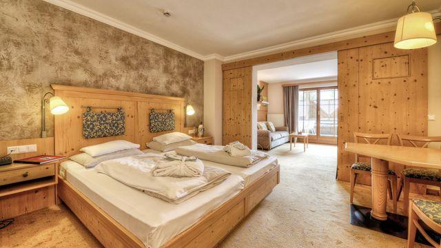 Stammhaus Familienzimmer | 45 qm - 1 Raum