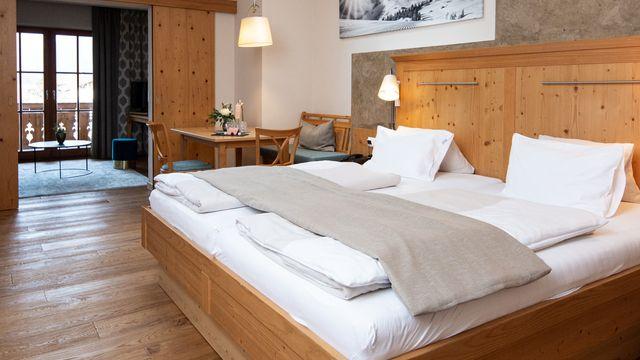 Stammhaus Familiensuite | 60 m² - 2 Raum