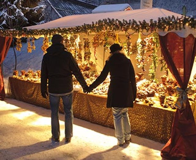 Christmas markets & Relax