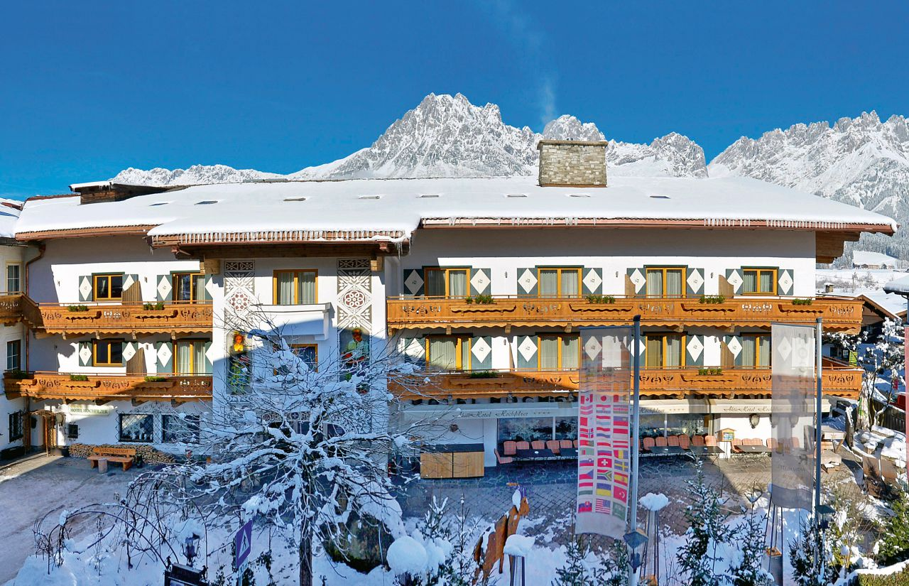 AktivHotel Hochfilzer in Ellmau am Wilden Kaiser_Winter 2