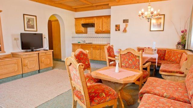 Familienappartements im Haus Garden***