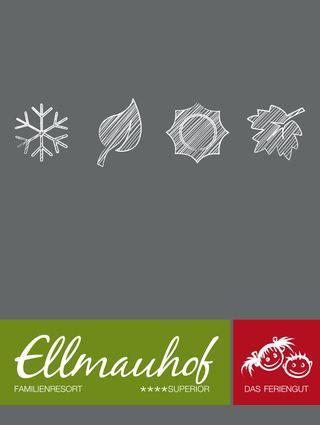 Familienresort Ellmauhof- das Feriengut - Logo