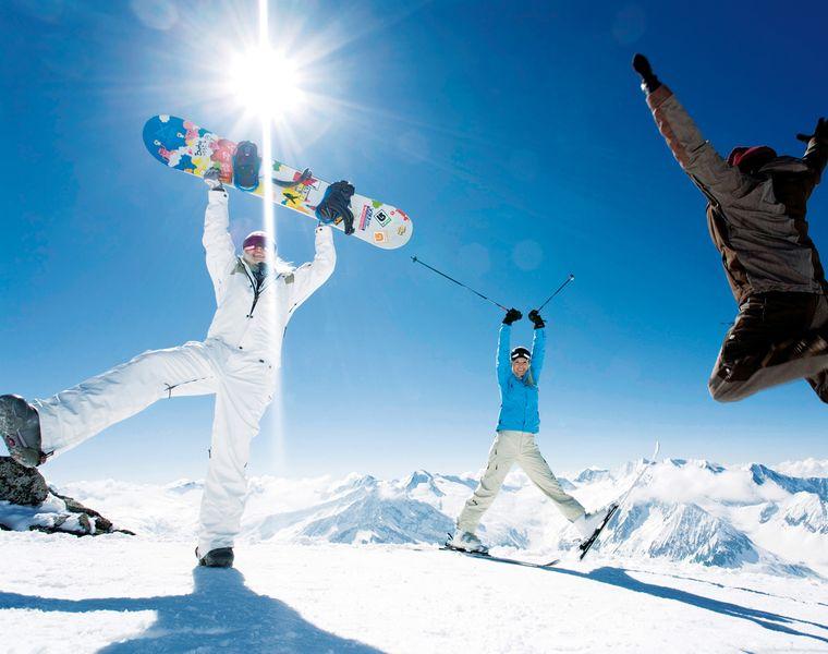 Urlaubsangebot: Cheesy Zeit = Family Zeit im Winter