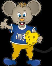 Seetal Mascot Cheesy