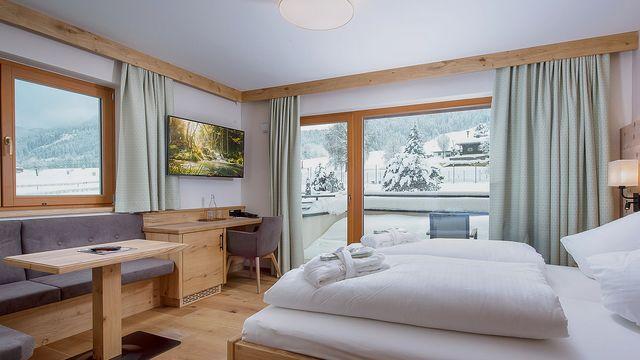 Suite Lavendel 38 m² - NEU