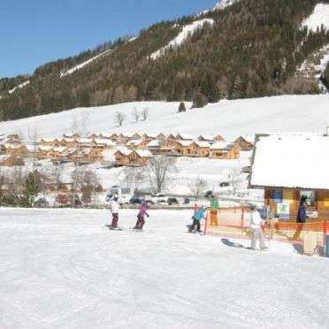 Winter, Chalet Spatzennest, Hohentauern, Steiermark, Styria , Austria