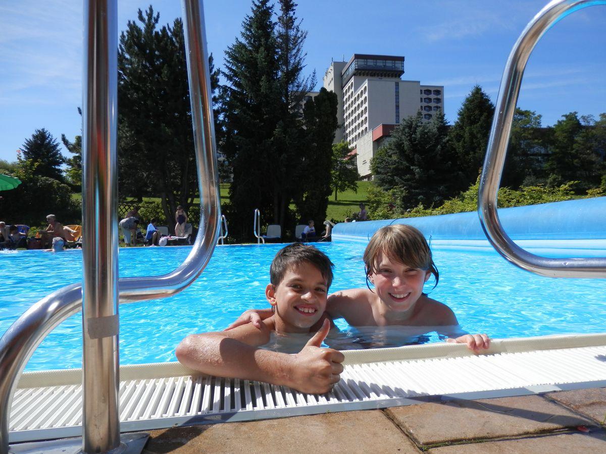 AHORN Familienurlaub in Friedrichroda