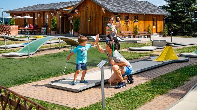 AHORN Familienurlaub am Fichtelberg