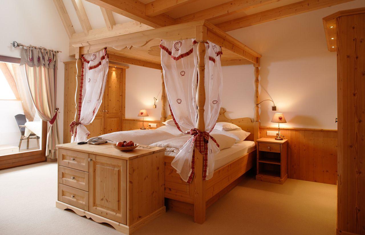 Berghotel Zirm Romantikzimmer