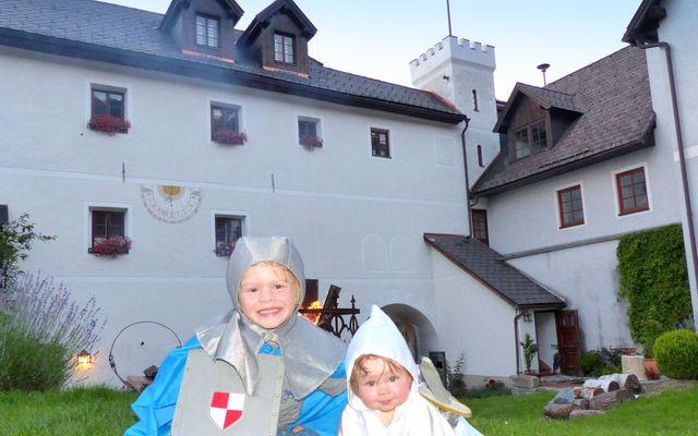 Wintermärchen im Schloss Thannegg