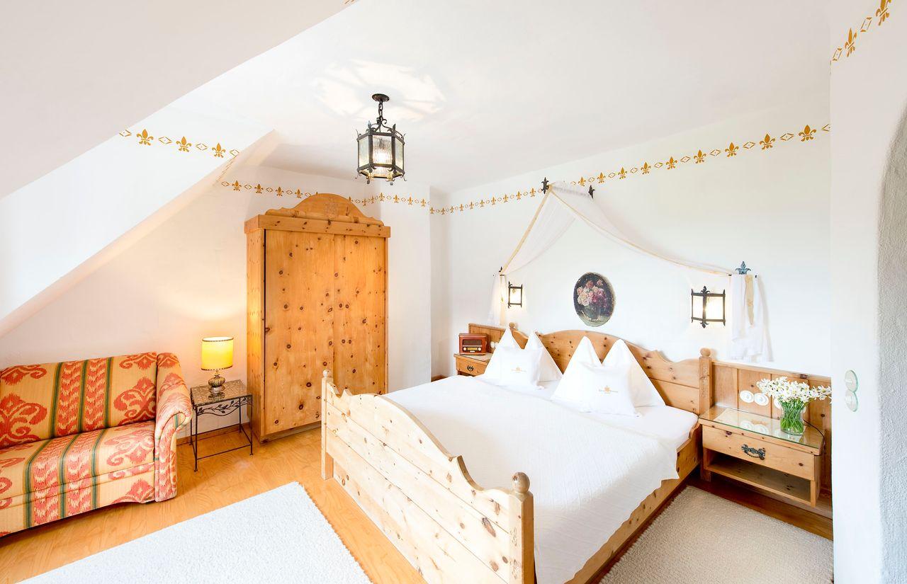 Schloss-Thannegg-Doppelzimmer