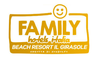 "Family Beach Resort ""Il Girasole"" - Logo"