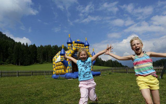 Kinder haben Spaß