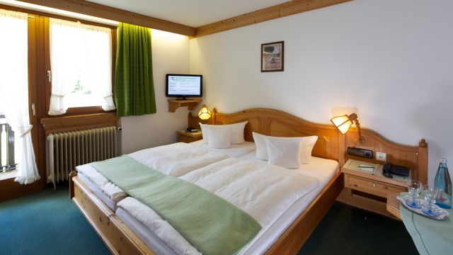 Doppelzimmer Buche    ab 18 qm - 1 Raum