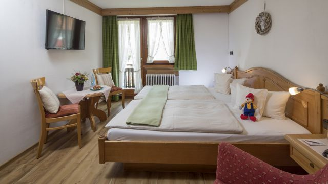Doppelzimmer Buche  | ab 18 qm - 1 Raum