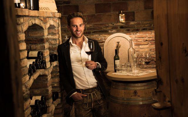 Hotelier Daniel Warter