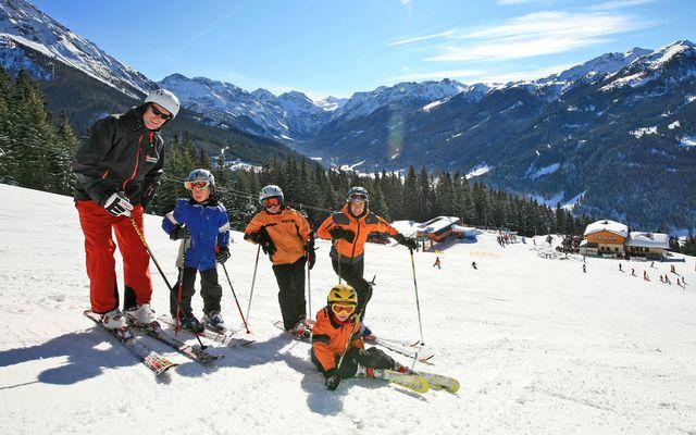 Winterurlaub mit der Familie im Familienhotel Botenwirt Kleinarl